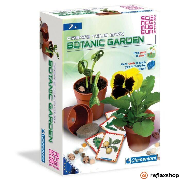 Clementoni Botanika kicsi tudományos játék