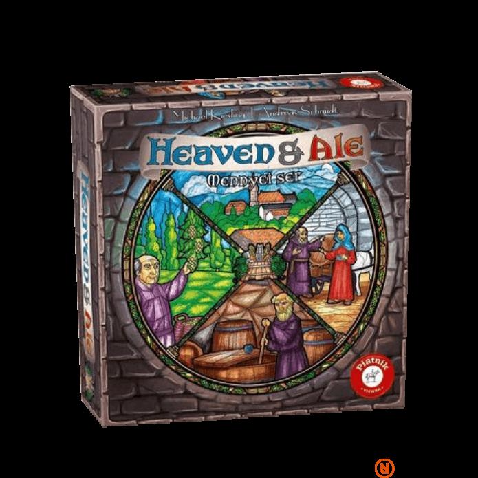 Heaven Ale - Mennyei ser társasjáték