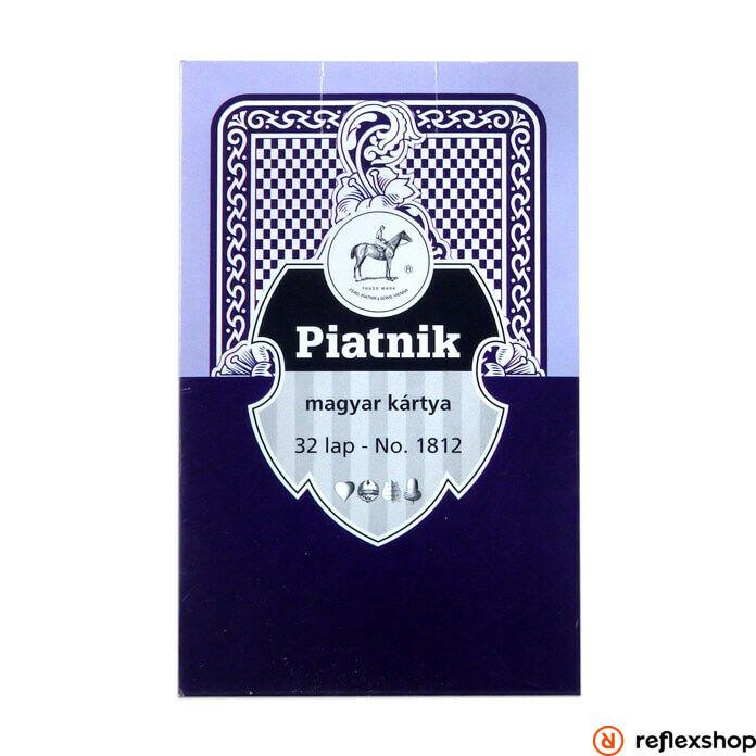 Piatnik Magyar kártya lila