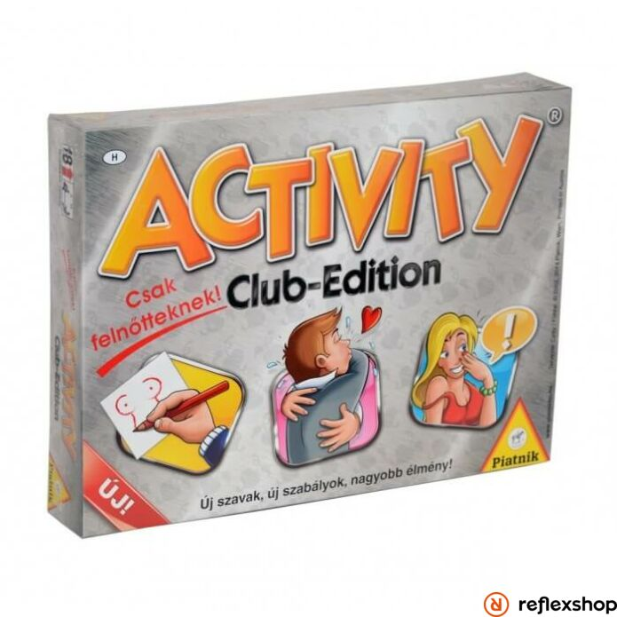 Piatnik Activity Club Edition 2015 társasjáték