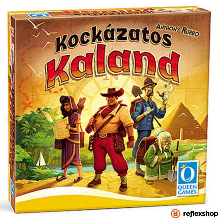 Piatnik Kockázatos Kaland társasjáték