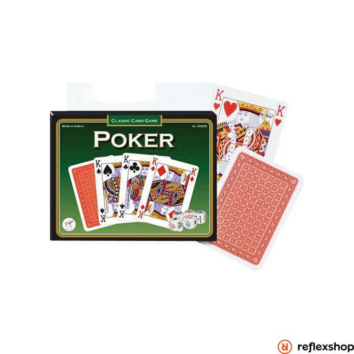 Piatnik Póker kártya kockával