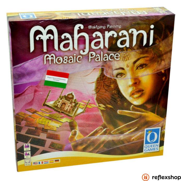 Maharani (magyar szabállyal)