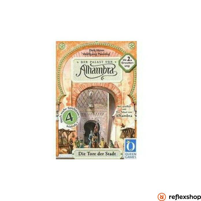 Alhambra 2. kiegészítés