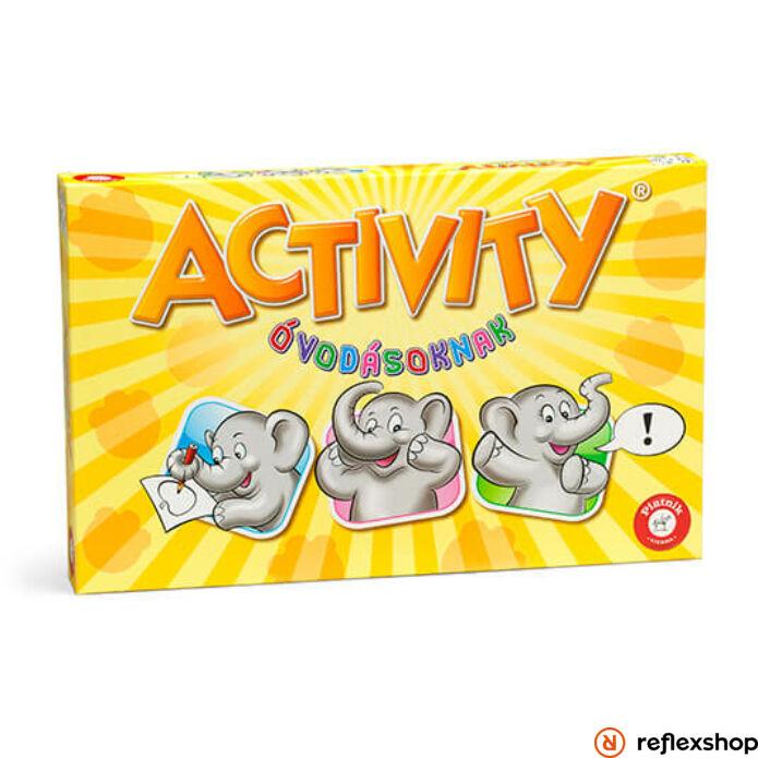 Piatnik Activity óvodásoknak társasjáték