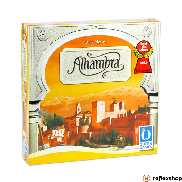 Piatnik Alhambra nagy 2015 társasjáték