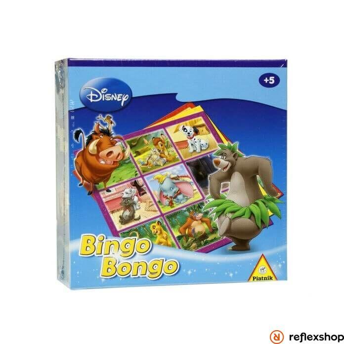 Bingo Bongo társasjáték