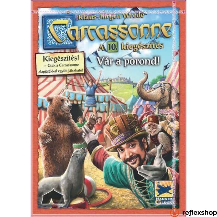 Piatnik Carcassonne Vár a porond kiegészítő