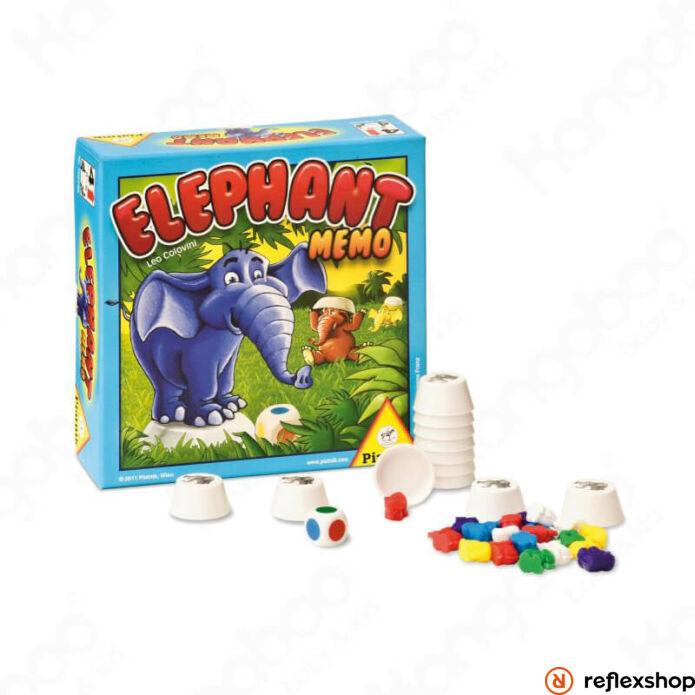Elefánt Memo társasjáték