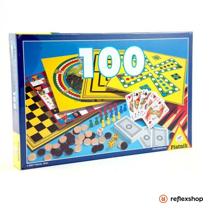 Piatnik Játékgyüjtemény 100-as Kék