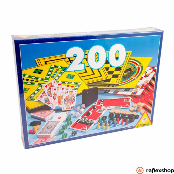 Piatnik Játékgyüjtemény 200-as Kék