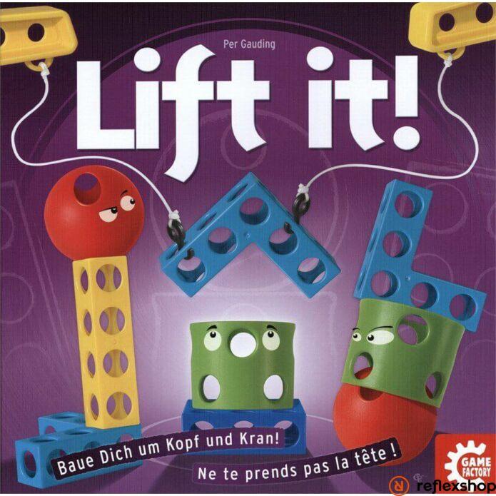 Piatnik Lift it társasjáték
