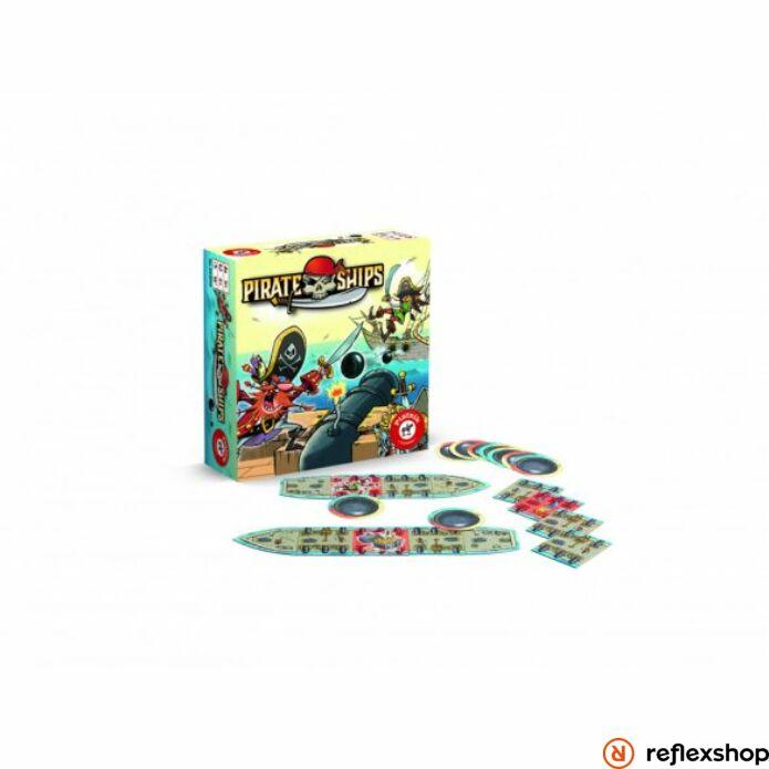 Piratenship társasjáték