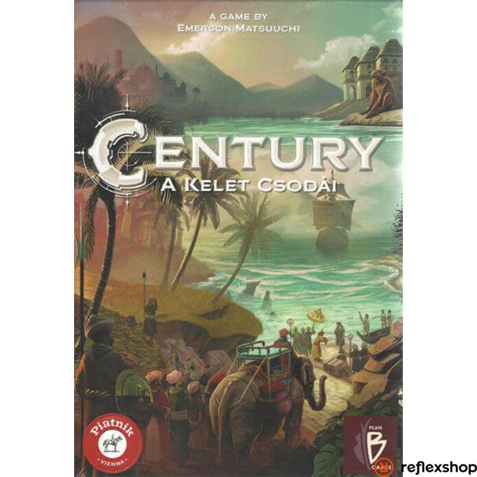 Century A kelet csodái társasjáték