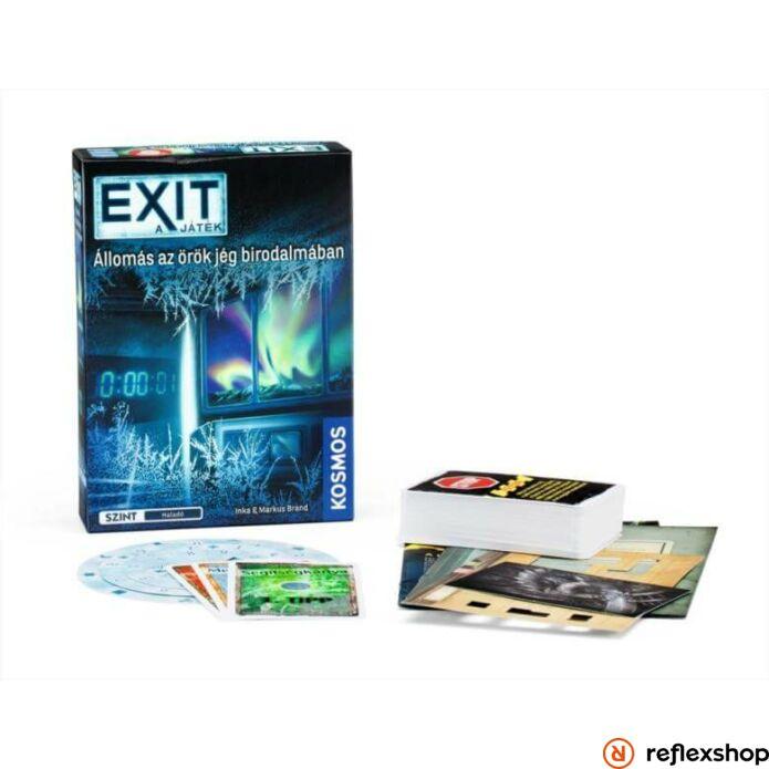 Exit 6. Állomás az örök jégben szabaduló társasjáték