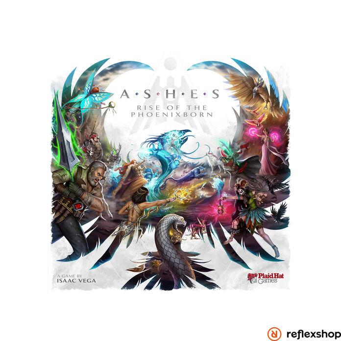 Ashes: Rise of Phoenixborn angol nyelvű társasjáték