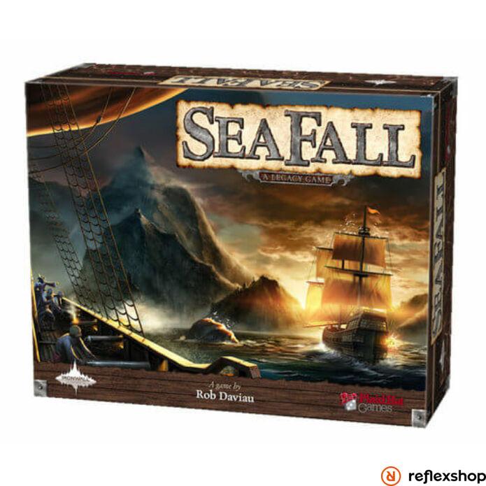 Seafall angol nyelvű társasjáték