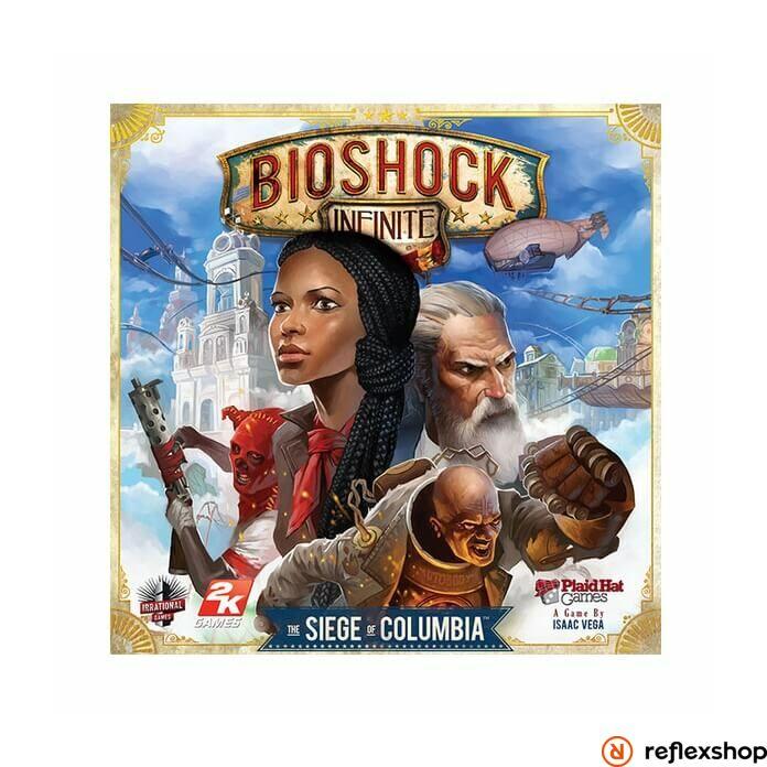 Bioshock Infinite társasjáték angol nyelv?