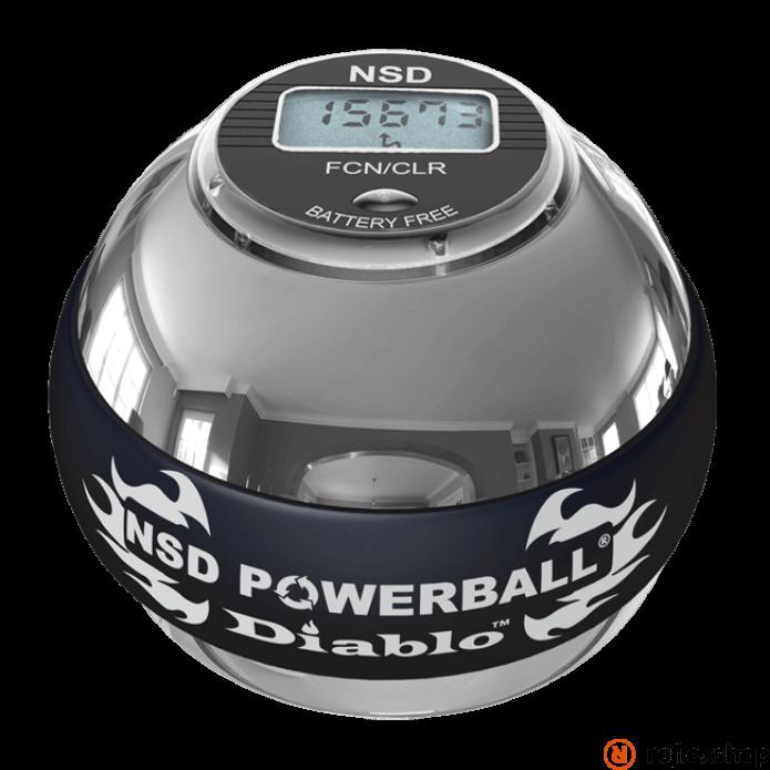 Powerball Diablo Pro Metal 350HZ giroszkóp
