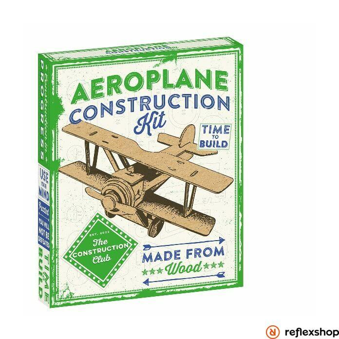 PP Repül?gép fa épít? szett