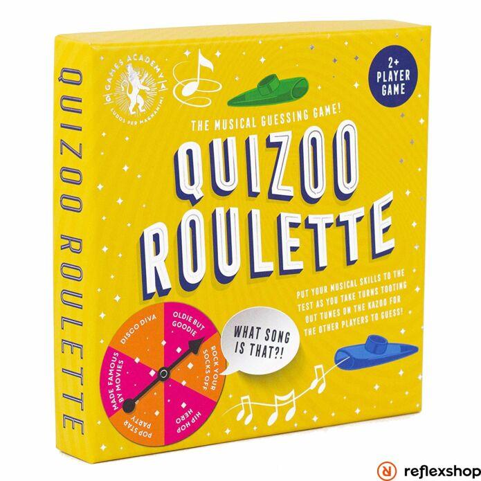 Professor Puzzle Quizzoo Roulette