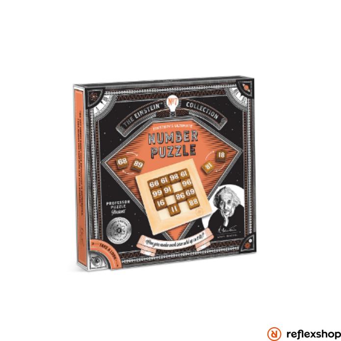 PP Number Puzzle logikai játék