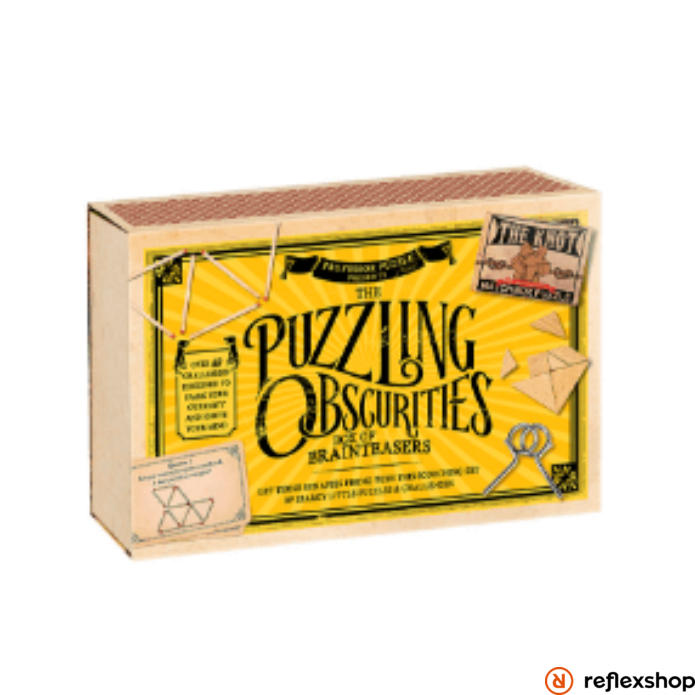PP Puzzling Obscurities logikai játék