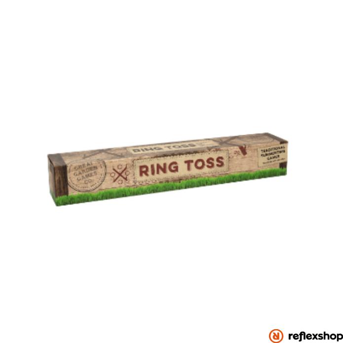 Professor Puzzle Ring Toss szabadtéri játék