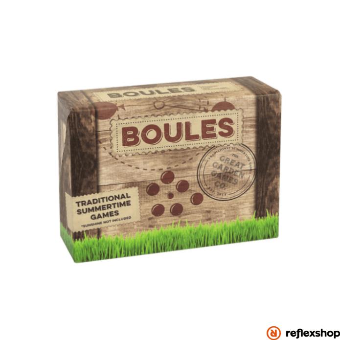 Professor Puzzle Boules (Bocsa) szabadtéri játék