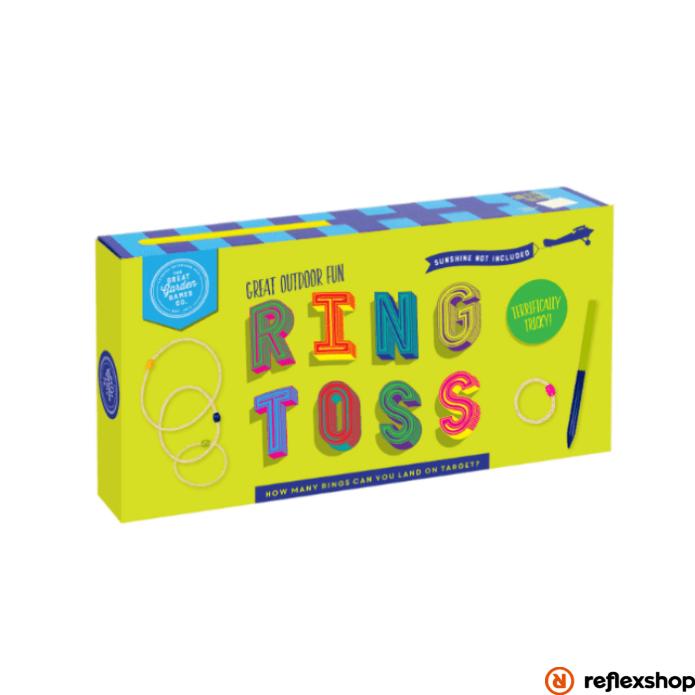 Professor Puzzle Karika célbadobó szabadtéri játék