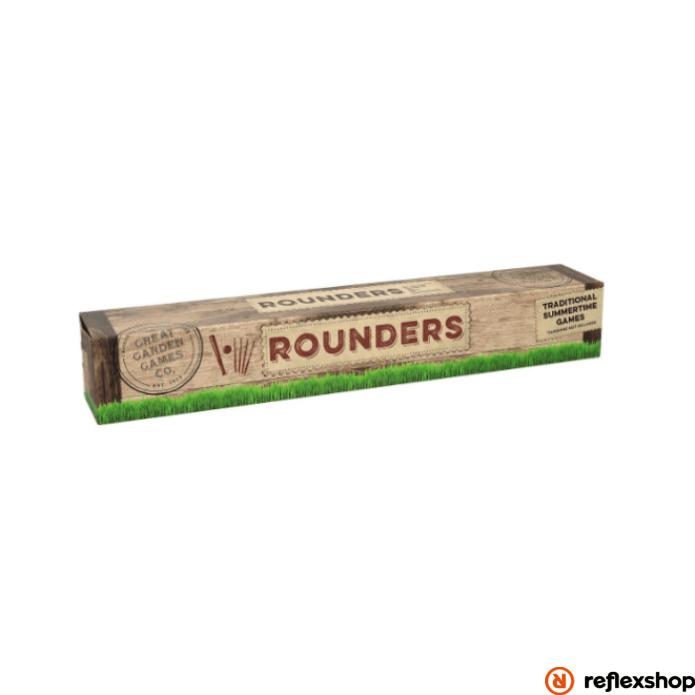 Professor Puzzle Rounders szabadtéri játék
