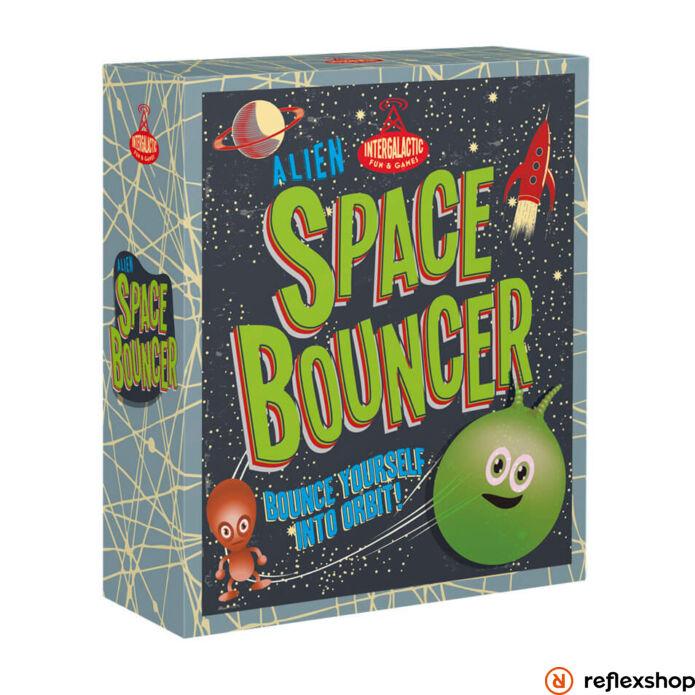 Professor Puzzle Intergalactic puzzle Űr-ugráló labda