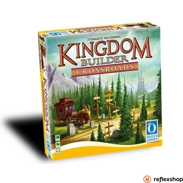 Kingdom builder Cross roads 2. angol nyelv? kiegészít?