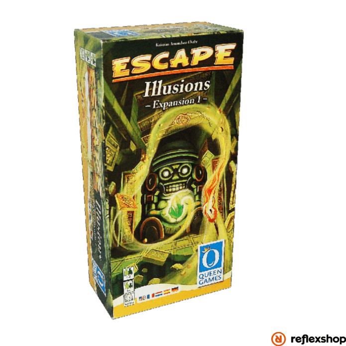 Escape Illusions 1. angol nyelv? kiegészít?