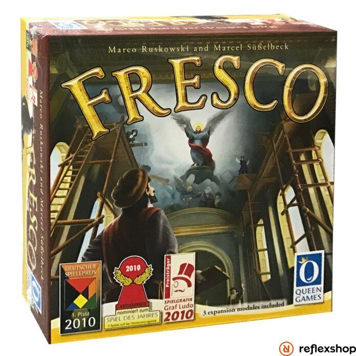 Fresco angol nyelv? társasjáték