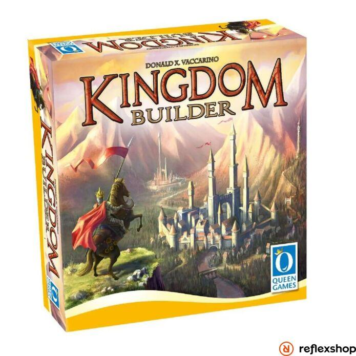 Kingdom builder angol nyelv? társasjáték