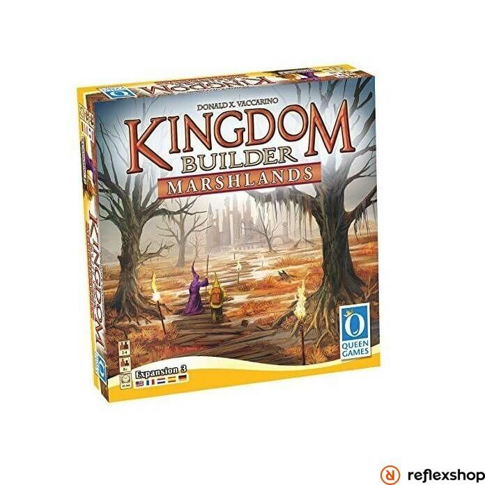 Kingdom builder Marshlands 3. angol nyelv? kiegészít?