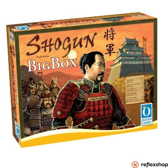 Shogun Big Box angol nyelv? társasjáték