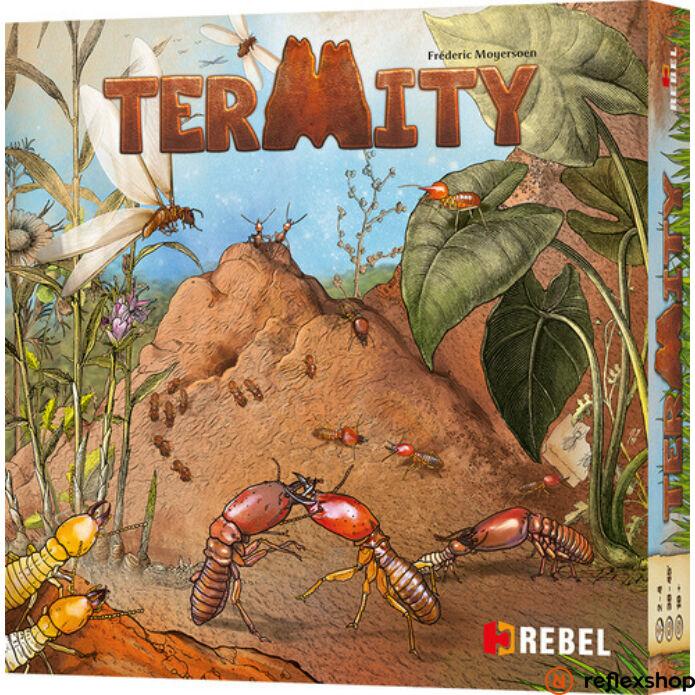 Termity angol nyelvű társasjáték