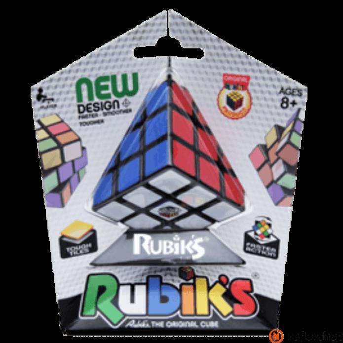 Rubik 3x3x3kocka, pyramid csomagolásban