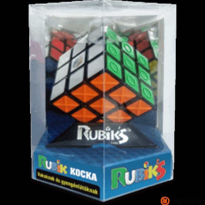 Rubik 3x3x3 kocka gyengénlátóknak hexa dobozos