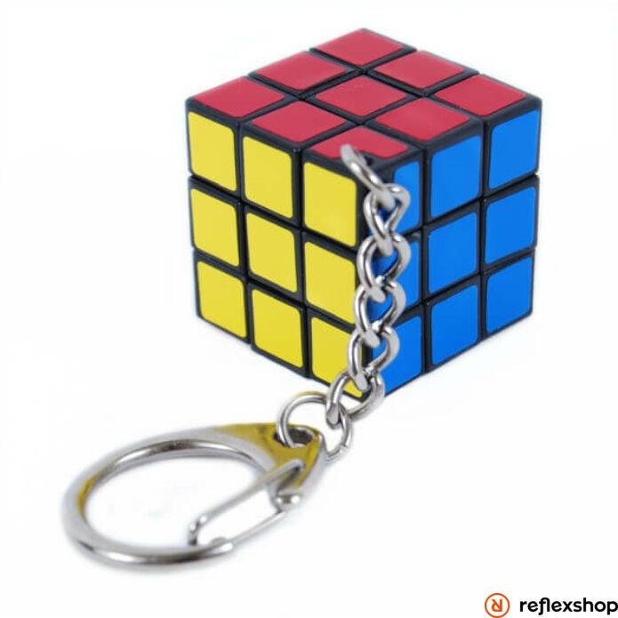 Rubik 3x3x3 Kulcstartós kocka