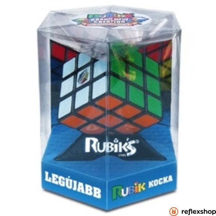 Rubik 3x3x3 kocka hexa dobozos új