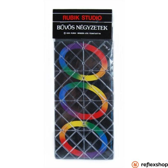 Rubik karikavarázs 8 elem? logikai játék