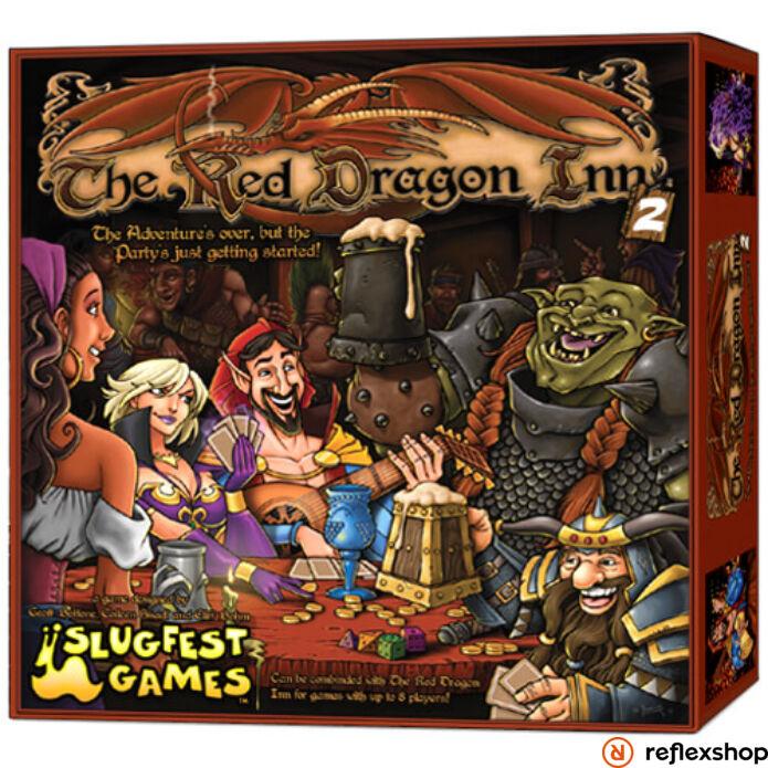 Red Dragon Inn 2 kiegészítő, angol nyelvű