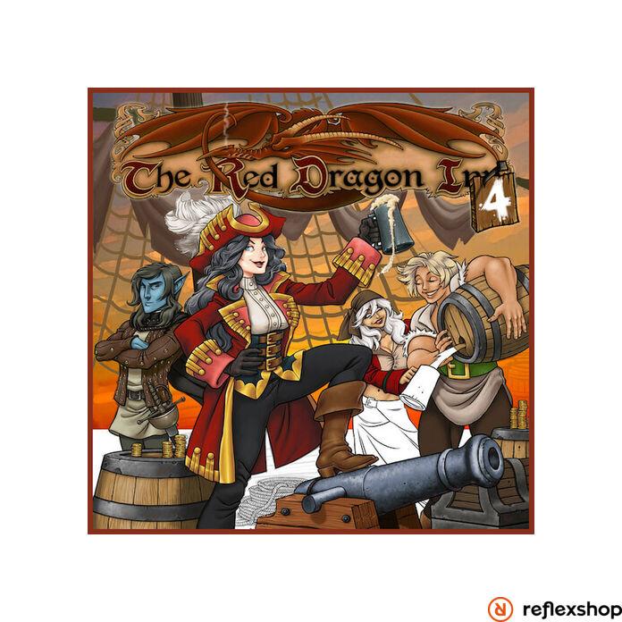 Red Dragon Inn 4 kiegészítő, angol nyelvű