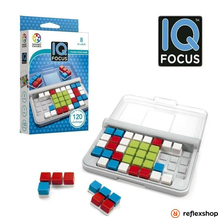Smart Games - IQ Focus logikai játék