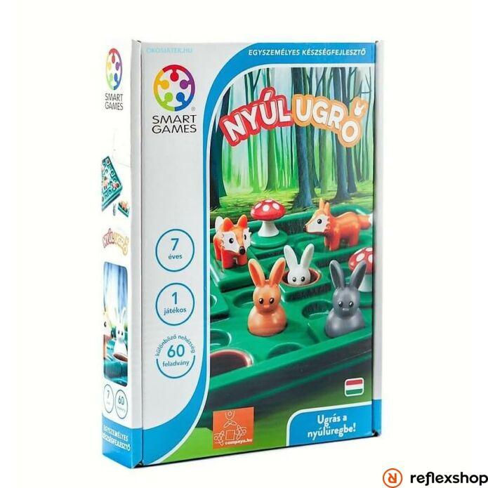 Smart Games – Nyúlugró logikai játék