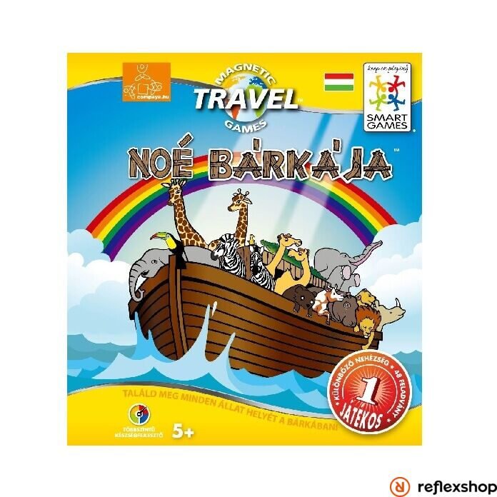Smart Games Noé bárkája logikai játék