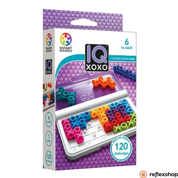 Smart Games IQ XOXO társasjáték